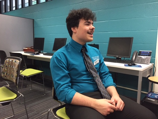 Student Government Association President Mitchell Santos says he is looking forward to the new elections for the SGA.