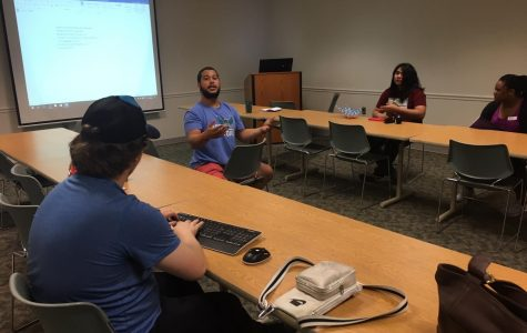 SGA and CAB plan for fall semester