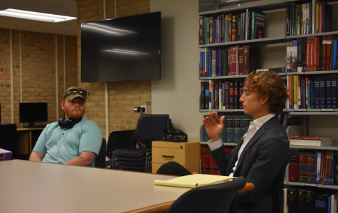 Legal Studies Club invites new members in first meeting of semester