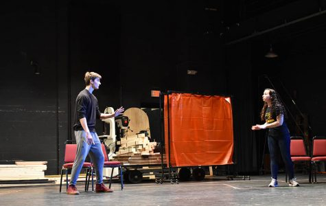 Theater students say tryouts worth anxiety