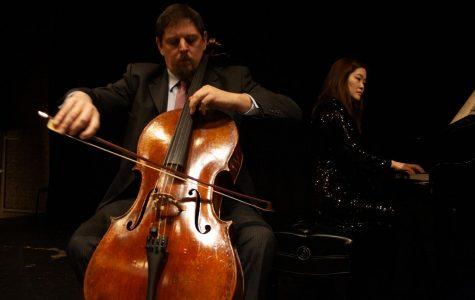 AACC professor performs three sonata recital