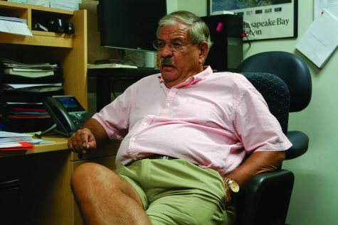 Bio chair to retire in 2019
