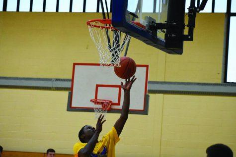 Men's Basketball starts 2019 season