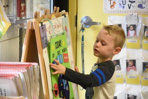 More than 30 families are on the waitlist for the Child Development Center at AACC.