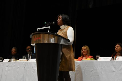 AACC professors honored at 39th annual MLK Breakfast