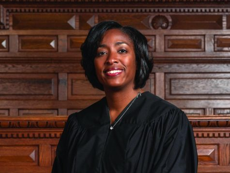 Associate Judge Elizabeth S. Morris of the Anne Arundel County Circuit Court, 5th Judicial Circuit