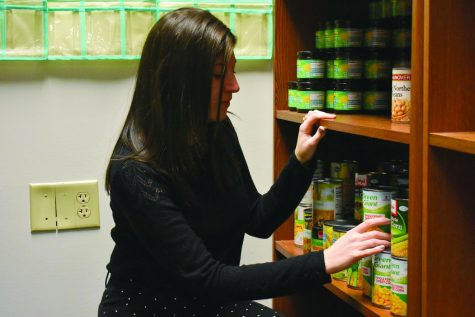AACC may plan to expand food pantries