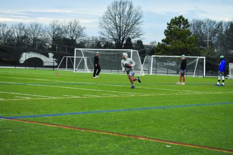 Spring sports get underway at AACC