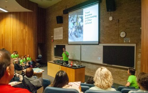 AACC professors discuss Costa Rica trip
