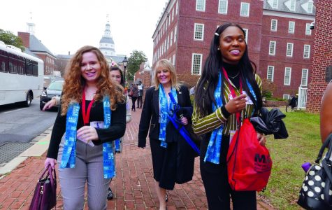 SGA members pledge support for Maryland bills