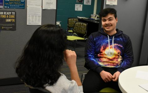 Student Government Association members have started working on projects online, according to President Mitchell Santos.