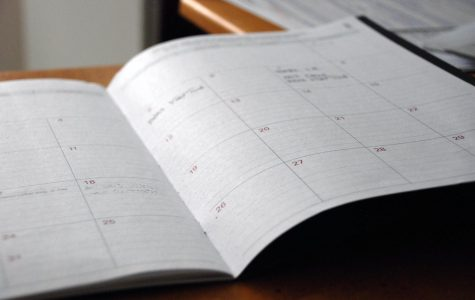 Counselor Diana Hallila advised students to keep a schedule and stay busy during Maryland's stay-at-home order.