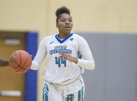 Autumn Foster-Fields thanked coaches and teammates after being named an NJCAA All-American.