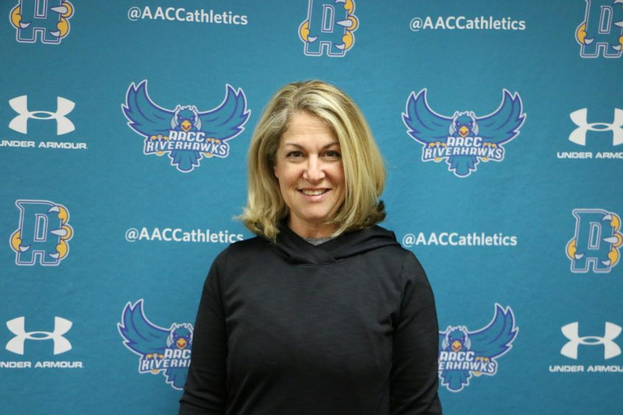 Long-time Severna Park running coach Susan Noble is AACC's new Women's Cross-Country coach