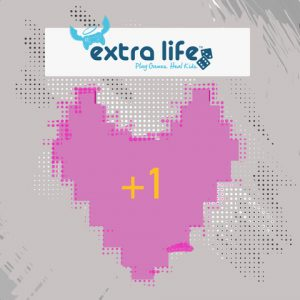 ESports Club members raised $1,725 in the 24-hour Extra Life gaming event.