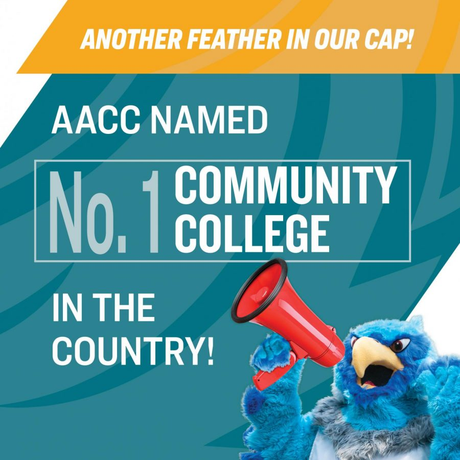 AACC takes top spot in ranking of community colleges
