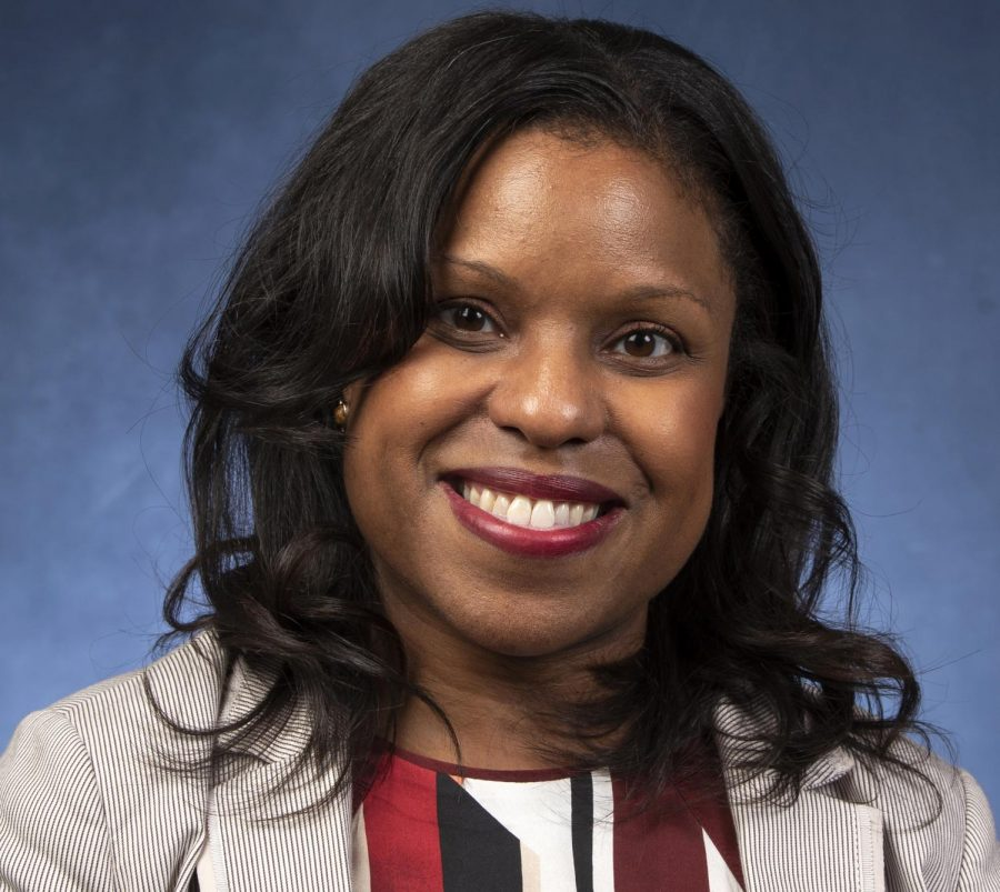 Dr. Alycia Marshall will be the interim vice president for learning until Vice President Mike Gavin leaves the college this summer.