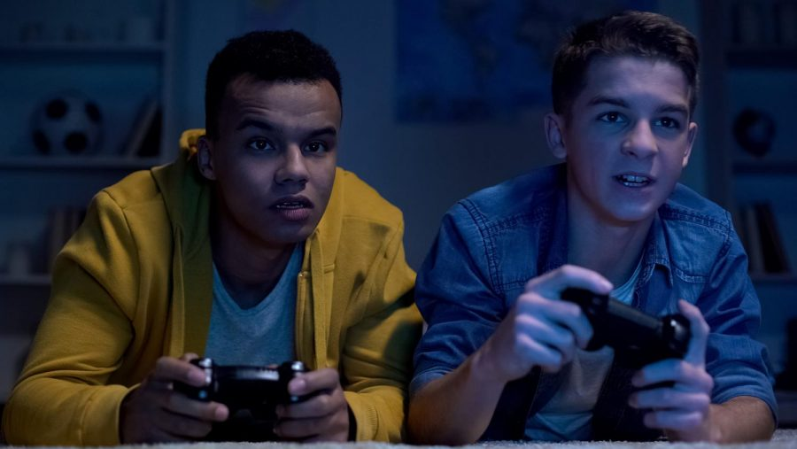 Communications students found that binge-watching and overdoing social media and video games can have a negative impact on college students.