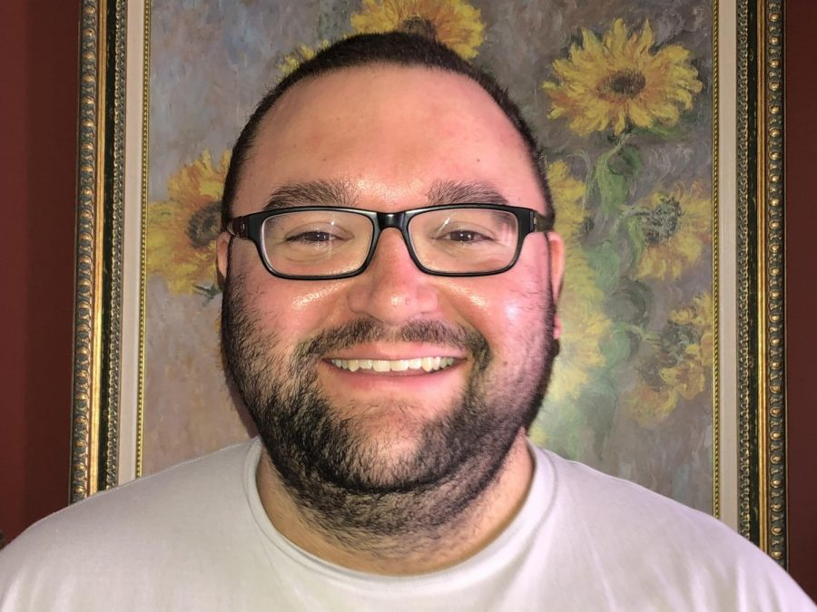 Dominic Salacki,, Campus Current's new editor-in-chief-in-chief