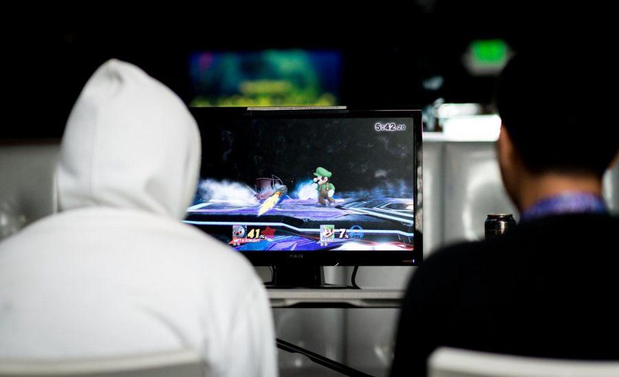 Esports+gamers