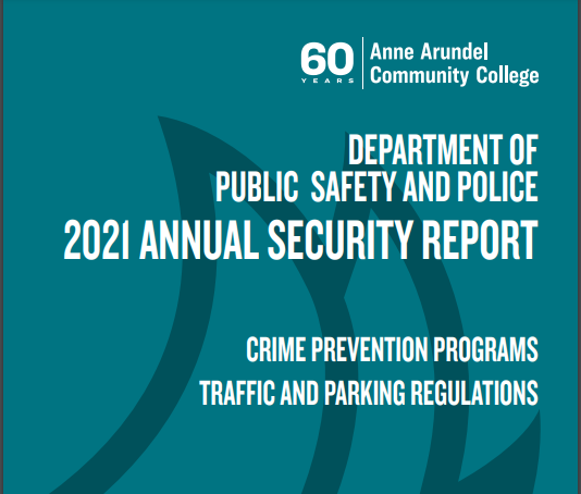 AACC Public Safety Report